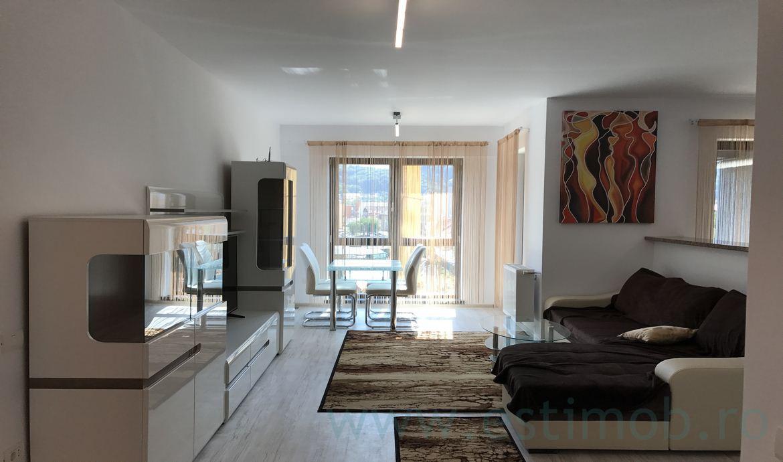 Apartament bloc nou de inchiriat zona Onix